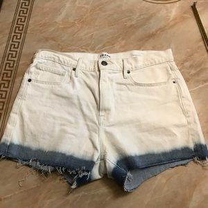 Frame shorts size 30